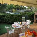 Villaggio TIVOLI - venkovní posezení s grilem