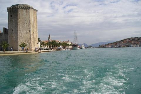 Taxi z Trogiru