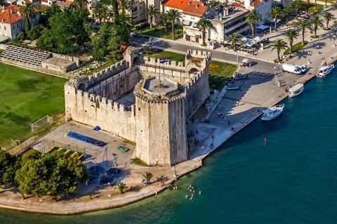 Trogir pevnost